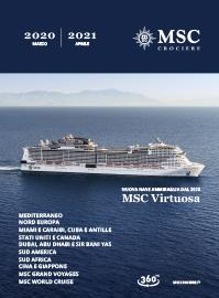 Catalogo MSC Crociere 2020-2021