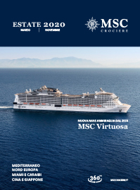Catalogo MSC Crociere Estate 2020
