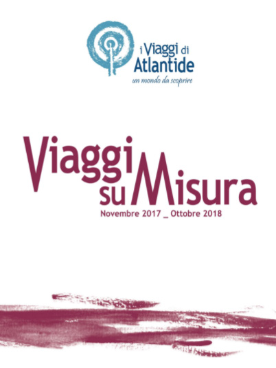 Catalogo Villaggi i Viaggi di Atlantide