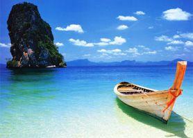 Thailandia, Bangkok e Mare