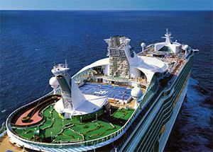 Crociera Royal Caraibi Meridionali - Adventure Of the Seas