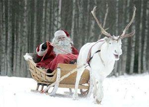 Villaggio Babbo Natale Rovaniemi.Villaggio Di Babbo Natale Rovaniemi Punto Nel Mondo