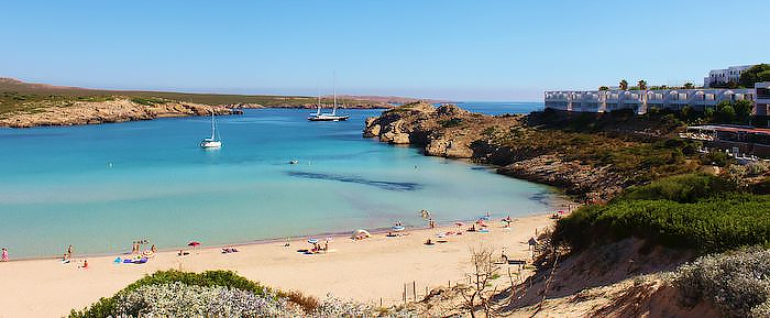 Beach Swan Club, Minorca
