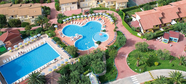 Villaggio Club La Pace - Tropea