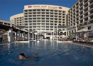 Abu Dhabi, VeraResort Crowne Plaza