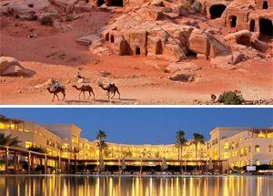 Tour Giordania e soggiorno mare