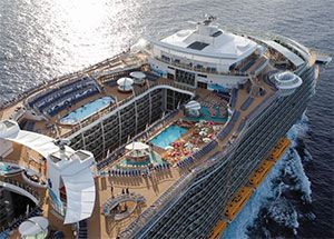 Harmony of the Seas - Crociera Caraibi