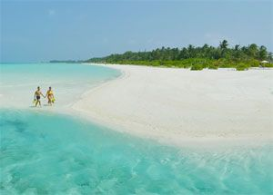 Holiday Island Maldive