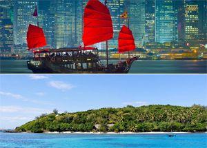 Hong Kong e Fiji