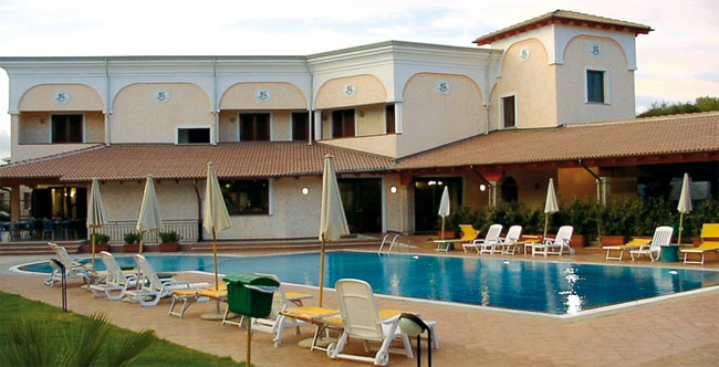 Hotel Club Le Rose - San Teodoro