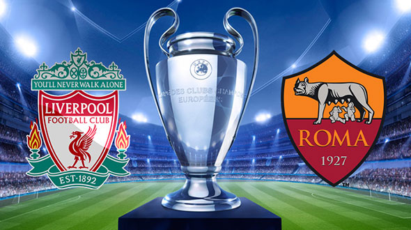 Champions League, Liverpool - Roma