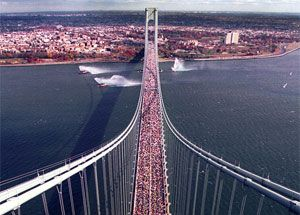 Maratona di New York - TCS New York City Marathon