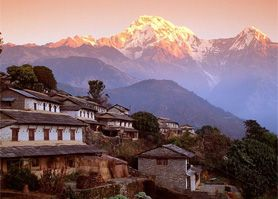 Nepal, Templi e Tigri