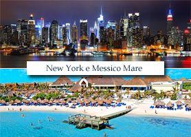 Viaggio di nozze New York e Messico
