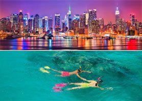 New York e crociera alle Bermuda