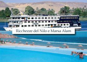 Crociera sul Nilo e Marsa Alam