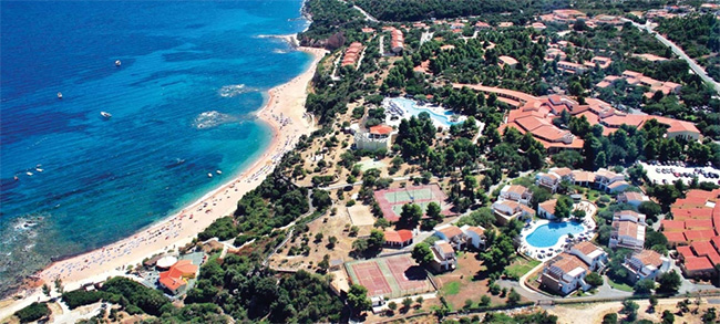 Palmasera Village Resort - Cala Gonone