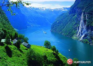 Crociera sul Postale dei Fiordi Hurtigruten