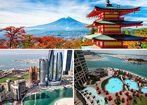 Tour Giappone - Tour Japan Rail Pass - Abu Dhabi