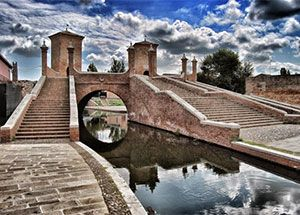 The Valleys of Comacchio and the Polesine