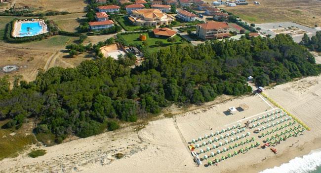 Villaggio madama steccato di cutro punto nel mondo for Piani di costruzione triplex