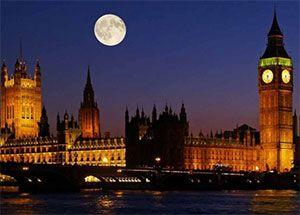 Volo hotel Londra - Ponte 1 Maggio Londra - Punto nel Mondo